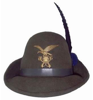 Cappello alpino da allievo d84154ea049f